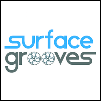 "SURFACE GROOVES AGENCY / "" FORWARD THINKING"""