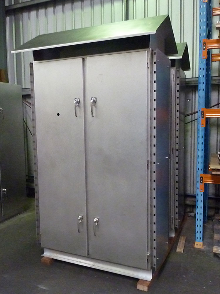 switchboard enclosures — star metal