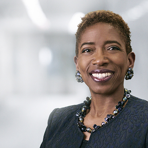CARLA HARRIS Vice Chairman, Morgan Stanley; Chairperson, National Women's Business Council