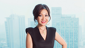 PEGGY LIU  Chairperson, Joint US-China Collaboration on Clean Energy (JUCCCE).                          Young Global Leader @ World Economic Forum