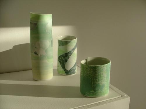 tall vase $110