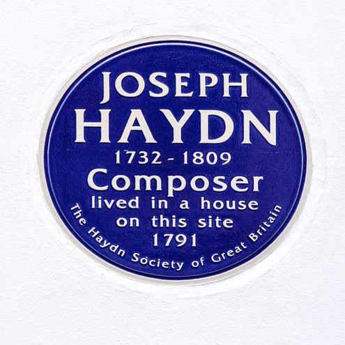 Haydn plaque London.jpg