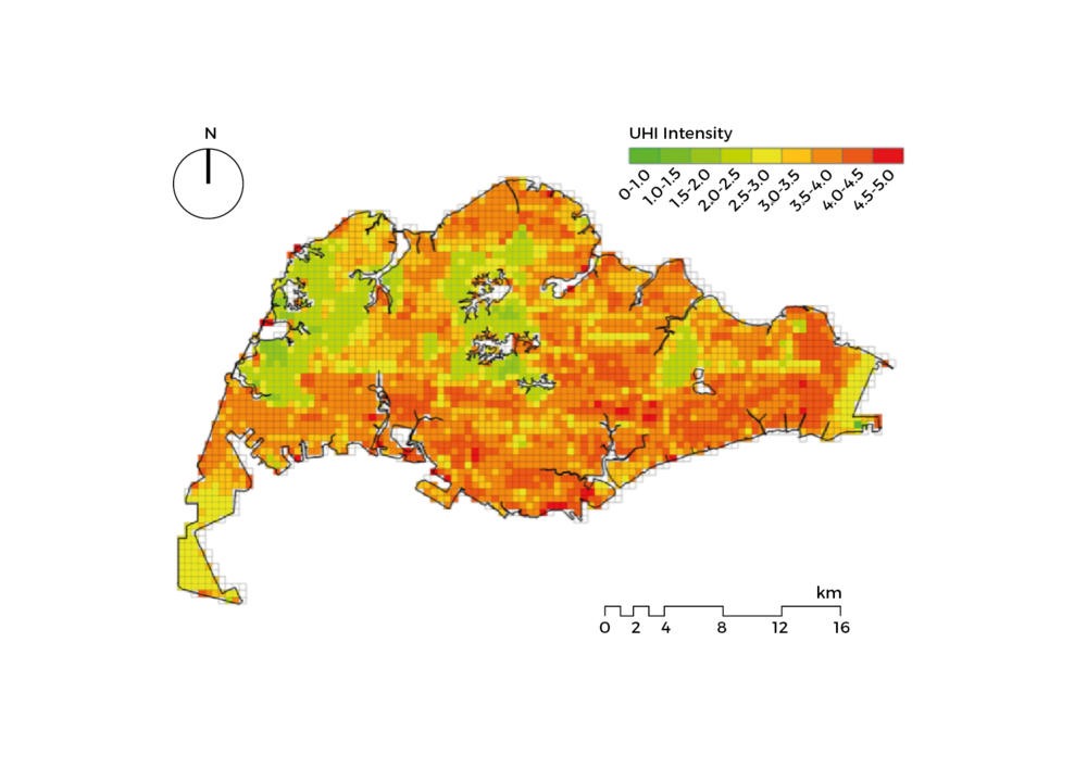 R. Li and M. Roth (2010). Mapping the Urban Thermal Environment in Singapore using a GIS Framework. Global Spatial Data Infrastructure World Conference 12 (GSDI 12).