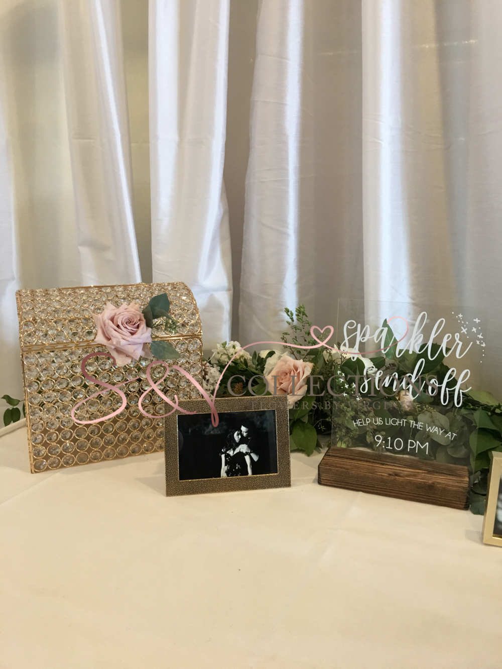 Reception Table Accessories