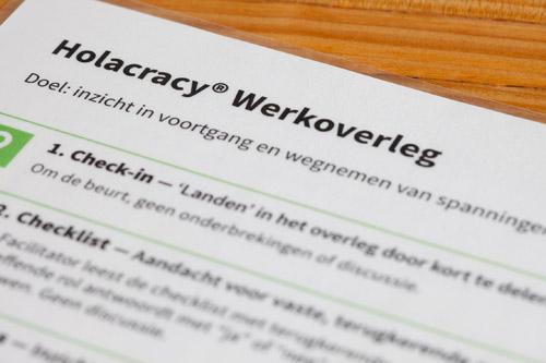 Heldere procedures laten een  governance meeting  soepel verlopen