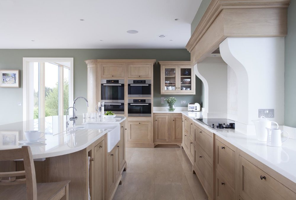 Blackrock Kitchens Oak Wood 1