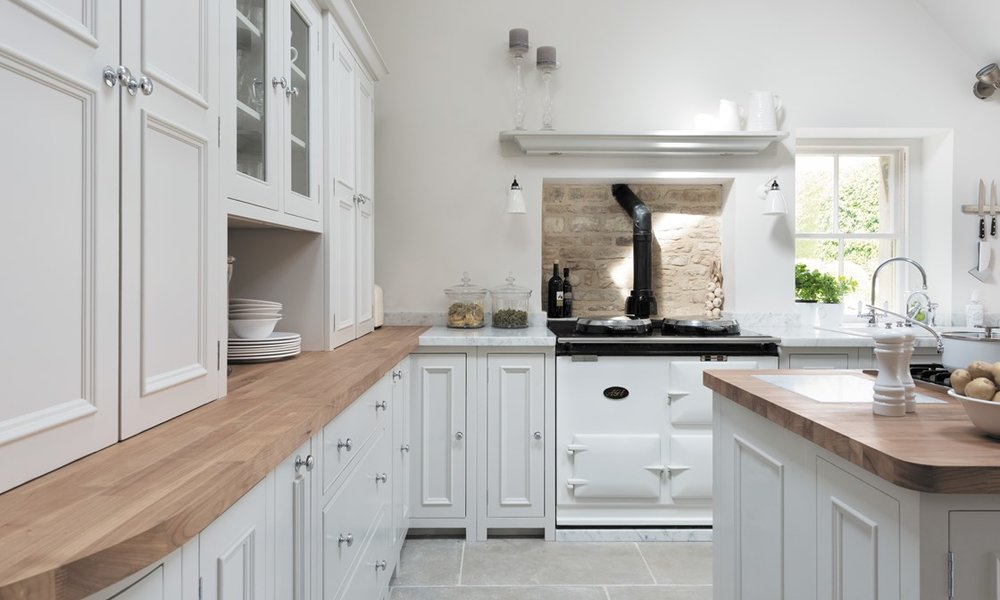 NEPTUNE CHICHESTER Cabinetry - timeless & classic design - recently updated with new colour palette