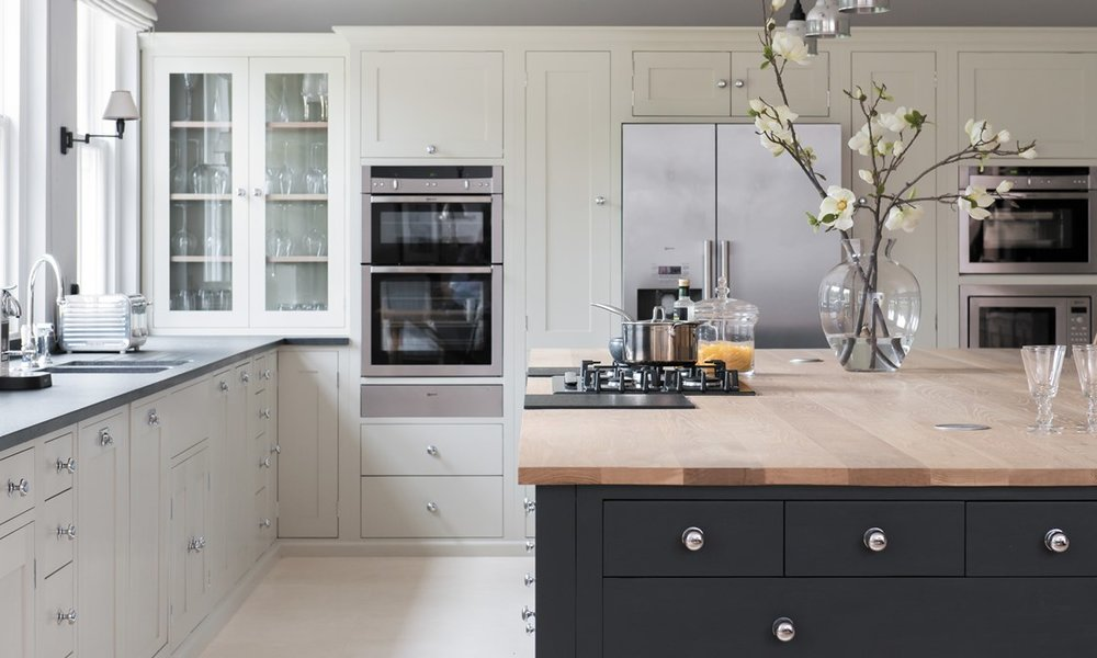 NEPTUNE SUFFOLK Cabinetry - Plain Shaker style - perfect for any space