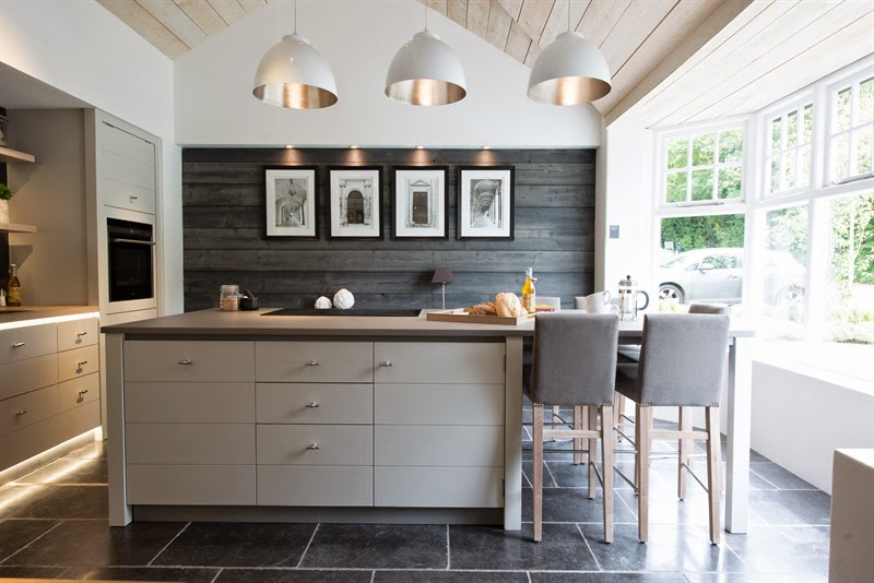 NEPTUNE LIMEHOUSE Cabinetry - a clean contemporary painted option