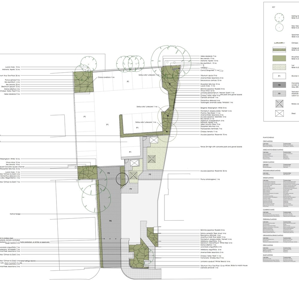 Blessington road Landscaping plan.jpg
