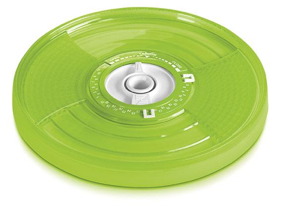 Universal lid (8-16 cm, €39)