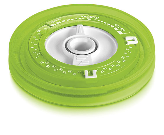 Universal lid (4-8 cm, €29)