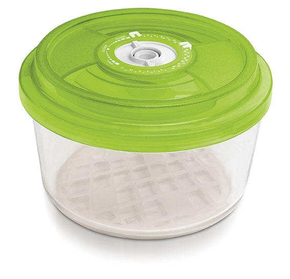 Glazen pot (rond, 1.8L, €56)