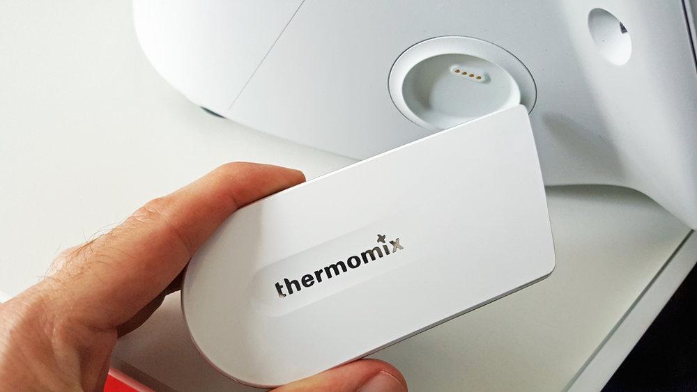De Cook-key is een receptenplatform voor de Thermomix