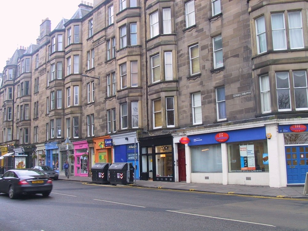 Chapter 1: Bruntsfield