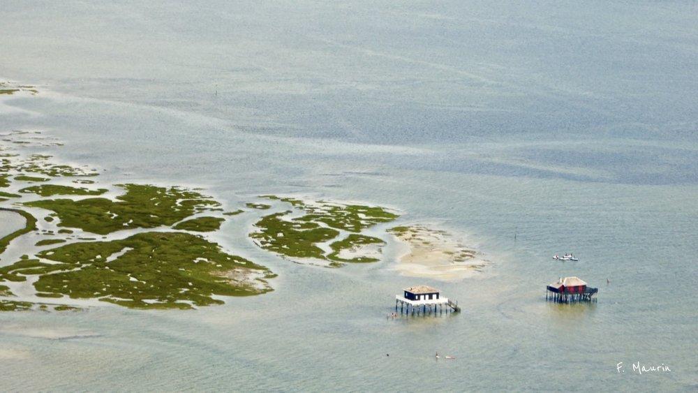 photo bassin arcachon vu du ciel - Côte Ouest Photographie.jpg