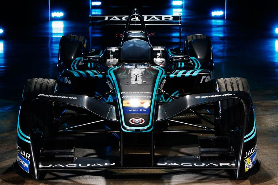 Panasonic Jaguar racing team