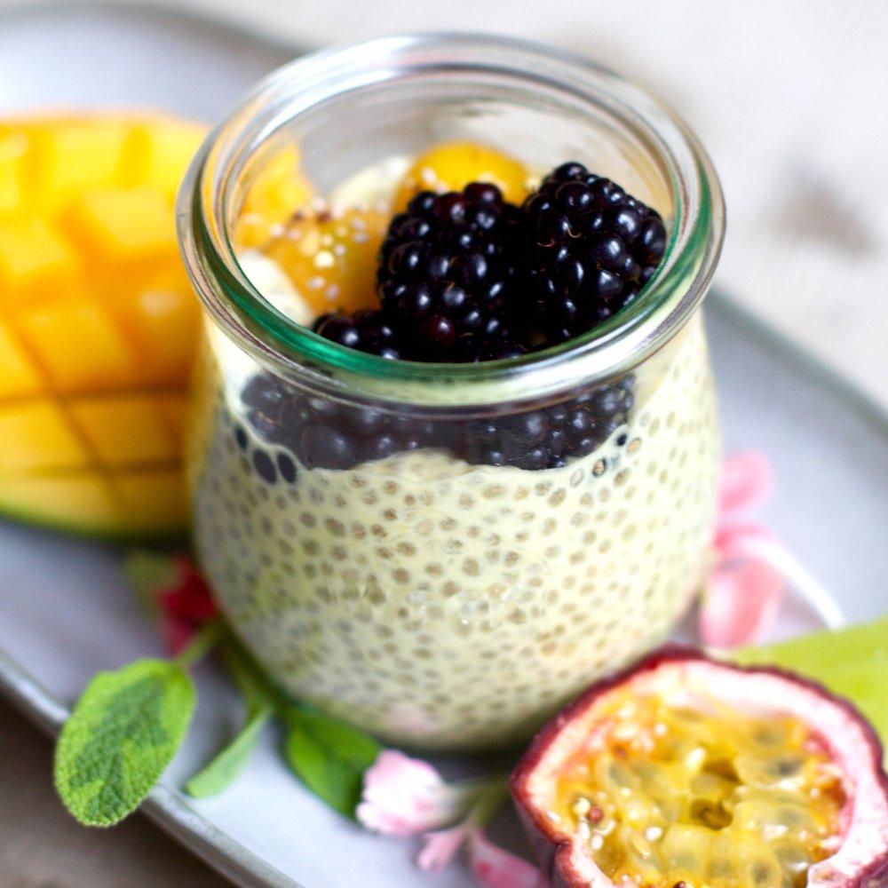 Gesunde Rezepte - Dich erwarten leckere, vollwertige Rezepte, die satt und glücklich machen und dir zeigen, dass gesunde Ernährung richtig Spaß macht.