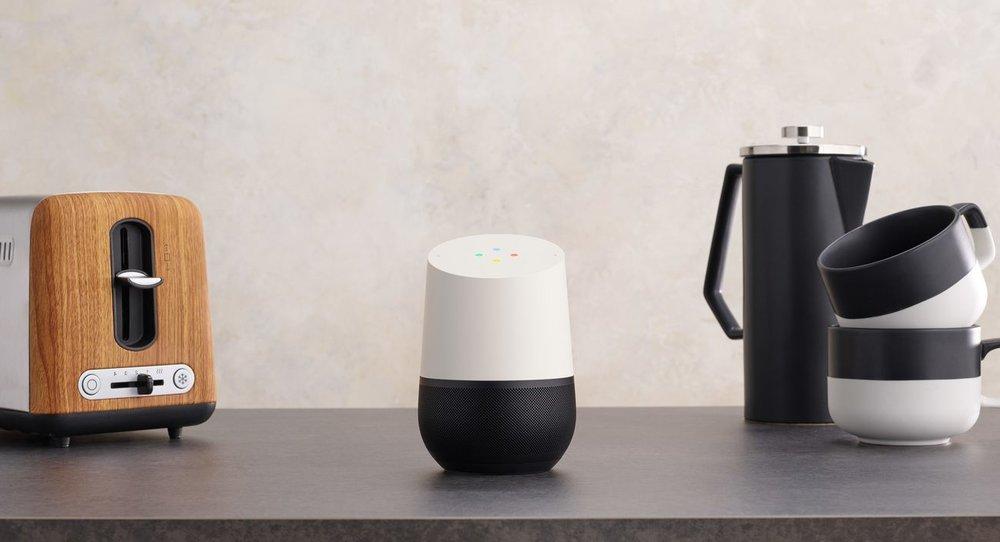 Google Home AI imagine a new home - imagine a lady - 2