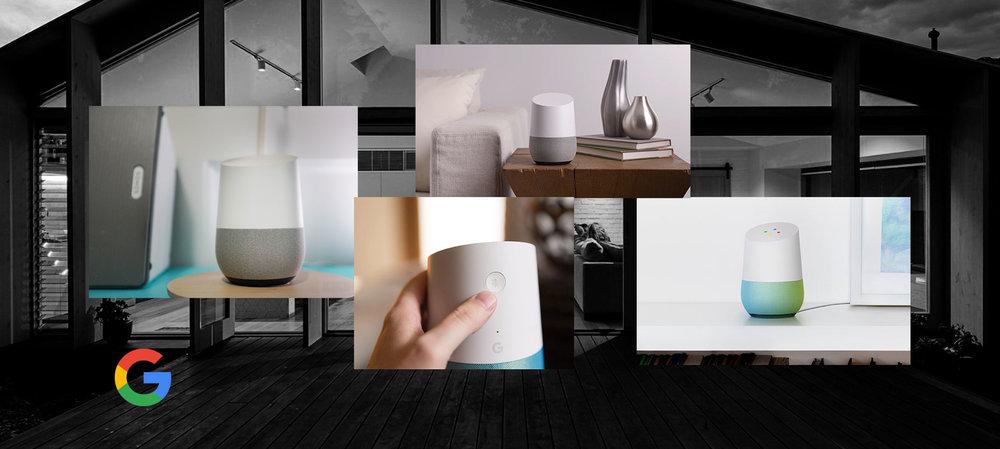 Google home tech imagine a life