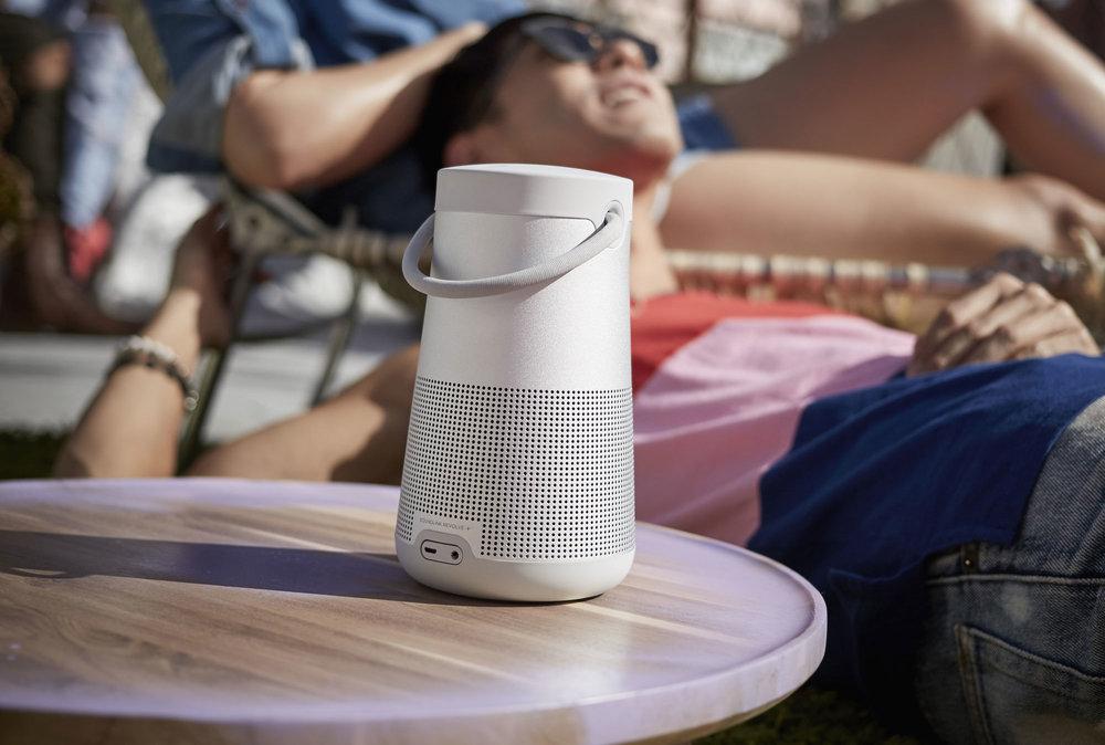 SoundLink-Revolve-Bluetooth-speake-bose-imagine-a-lady-tech-home