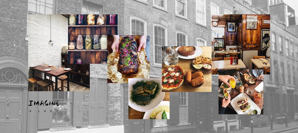 East London Restaurant