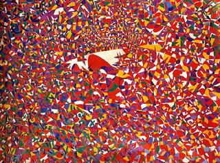 Fahrelnissa Zeid The Arena of Sun (1948) © Raad bin Zeid