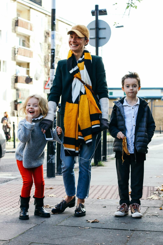 Shona & kids