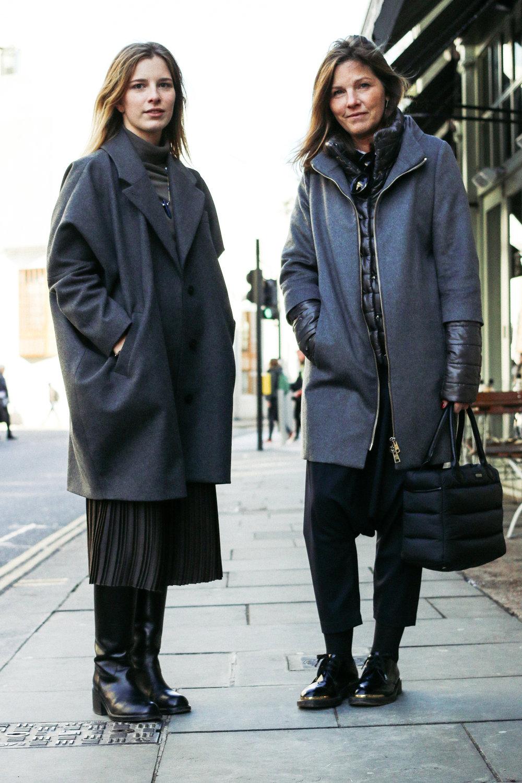Alexandra and Anna