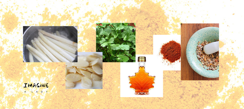It's Asparagus season!!