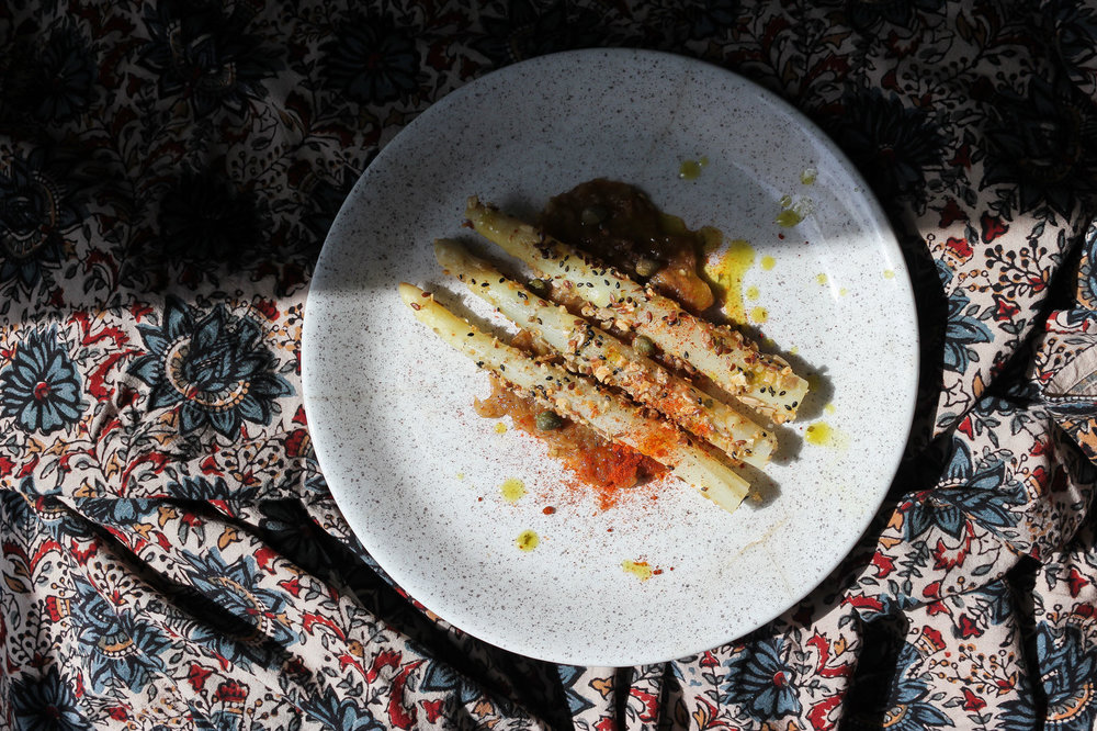 Asparagus-recipe by Marion May