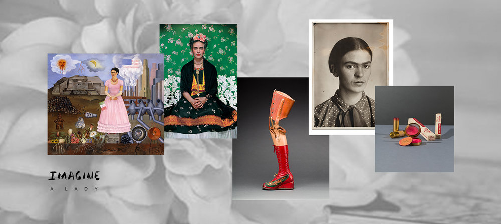 Frida Kahlo_v&a_make her self up