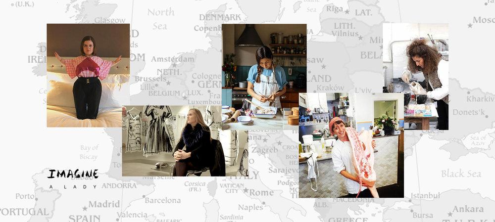 9 inspiring European women living in UK