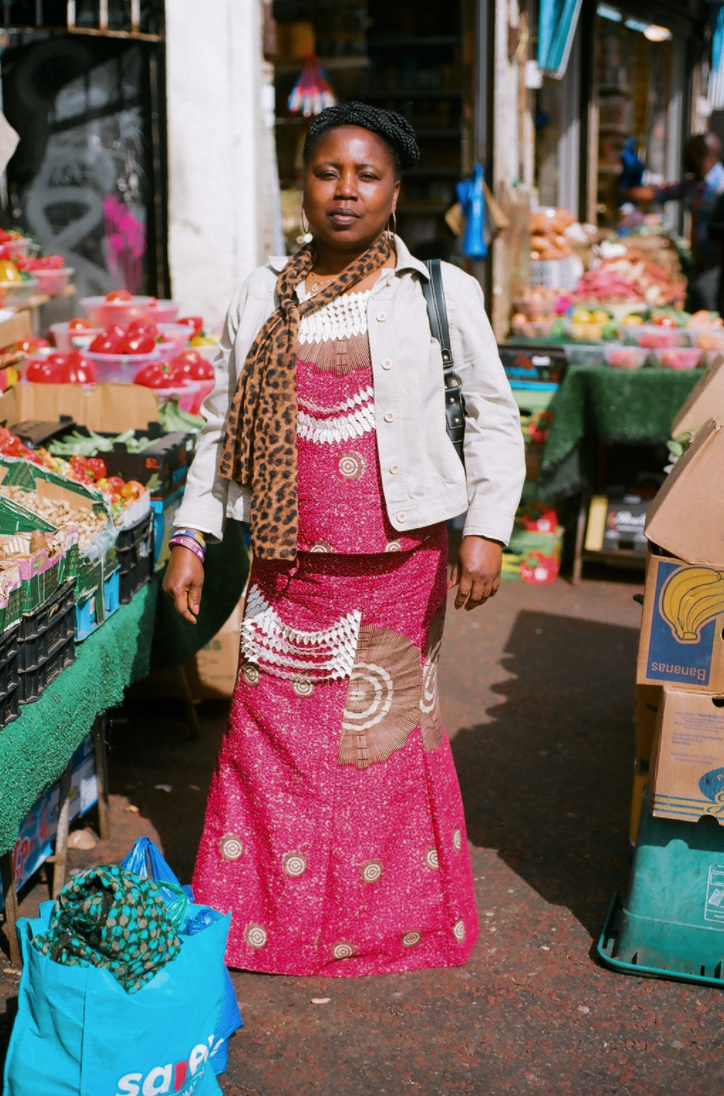 Ridley Road Market, 2016.