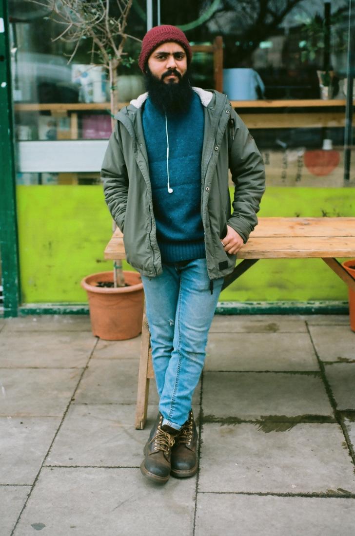 Clapton Pond, 2016.