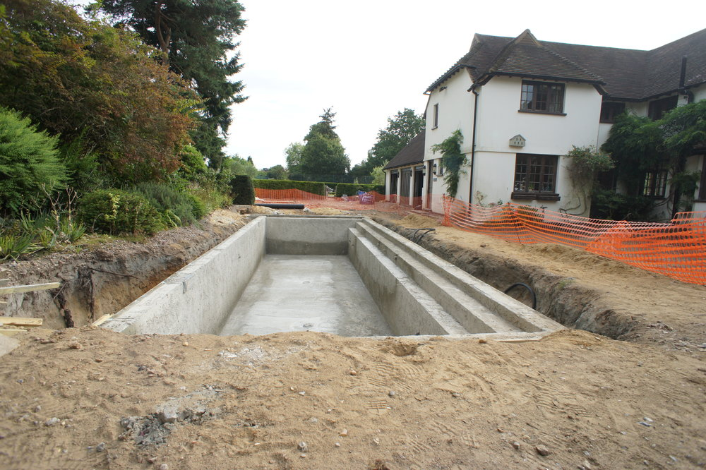 - Our pools are built to last and withstand ground heave/subsidence.
