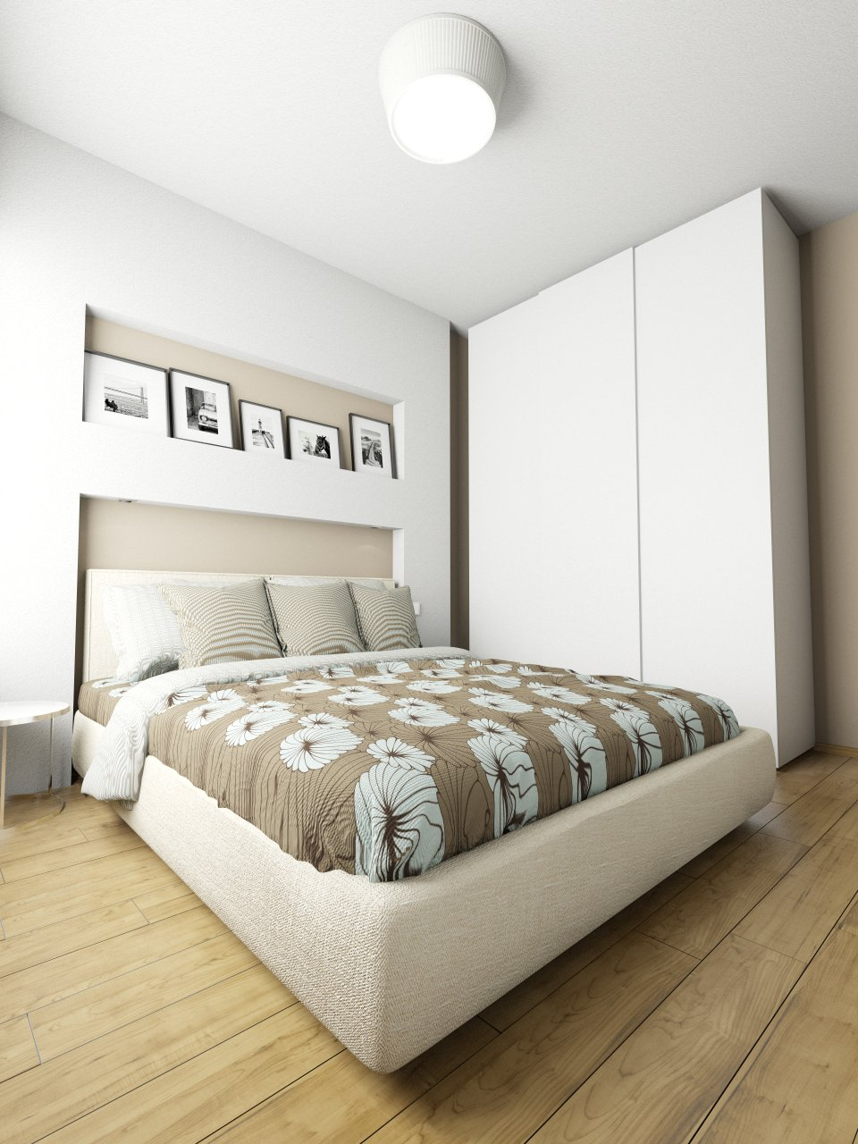 Спалня - вариант