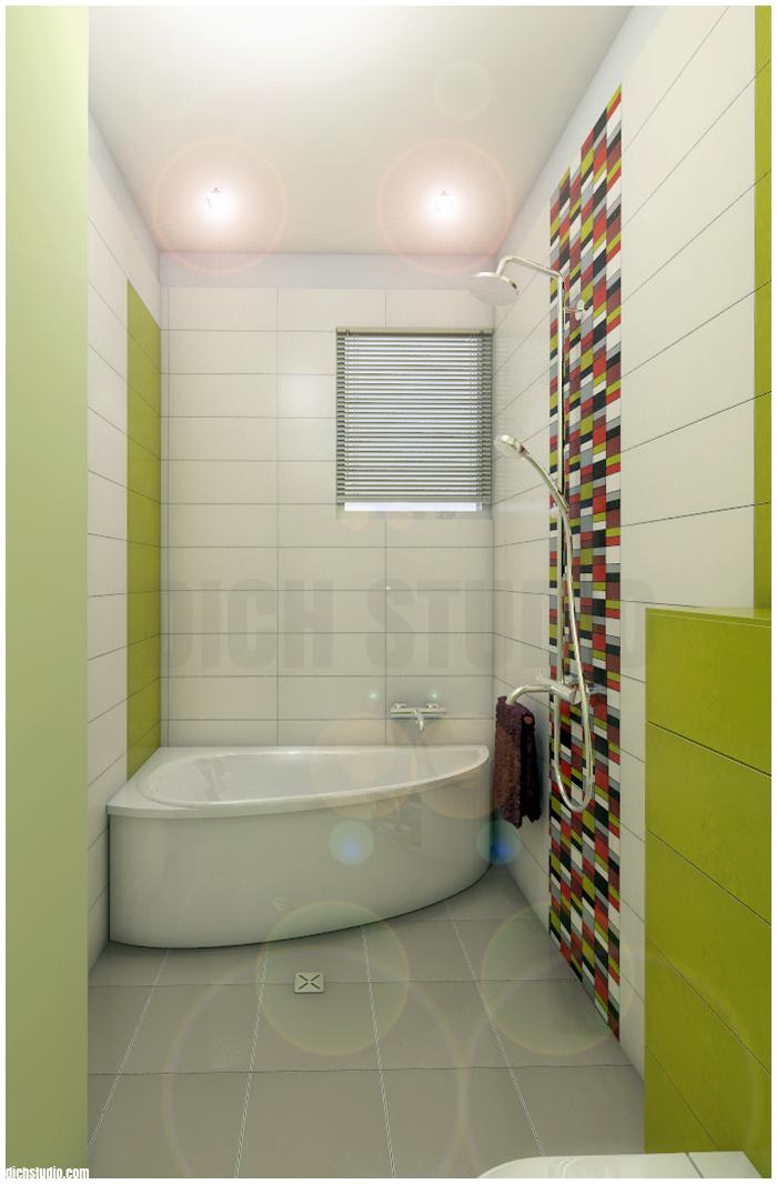 баня в зелено