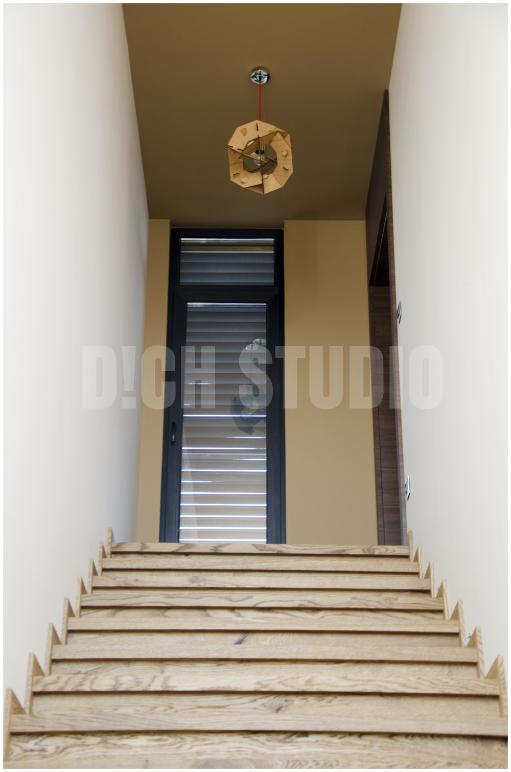Photo, staircase, house near Varna