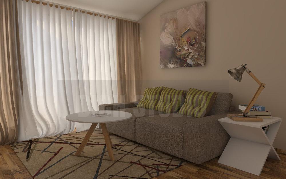 Living room design, Vratsa