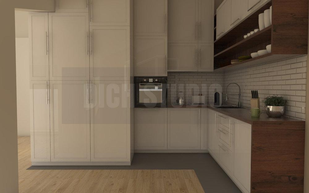 Kitchen design, Vratsa