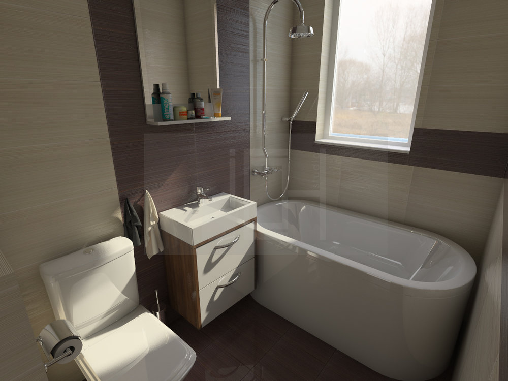 Bathroom design tiles Vratsa