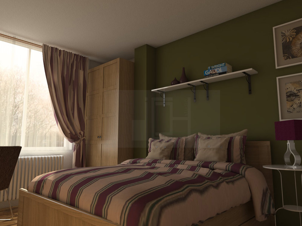 Design bedroom Vratsa