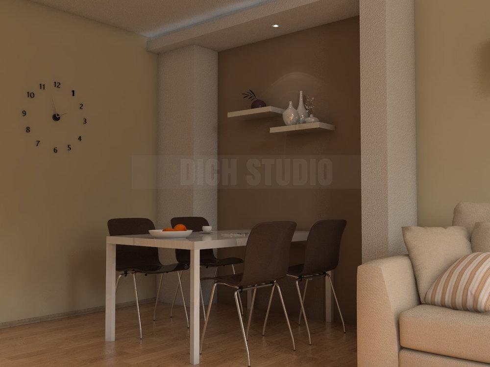 Dinning room, Reduta, Sofia