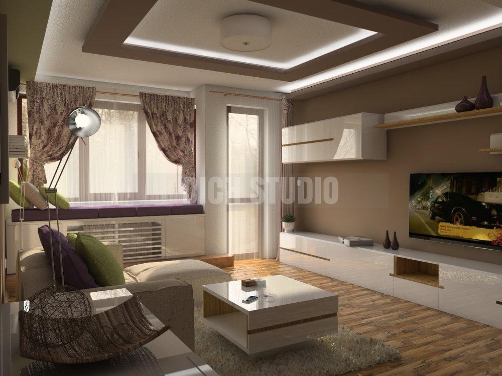 Интериорен дизайн, Редута, София