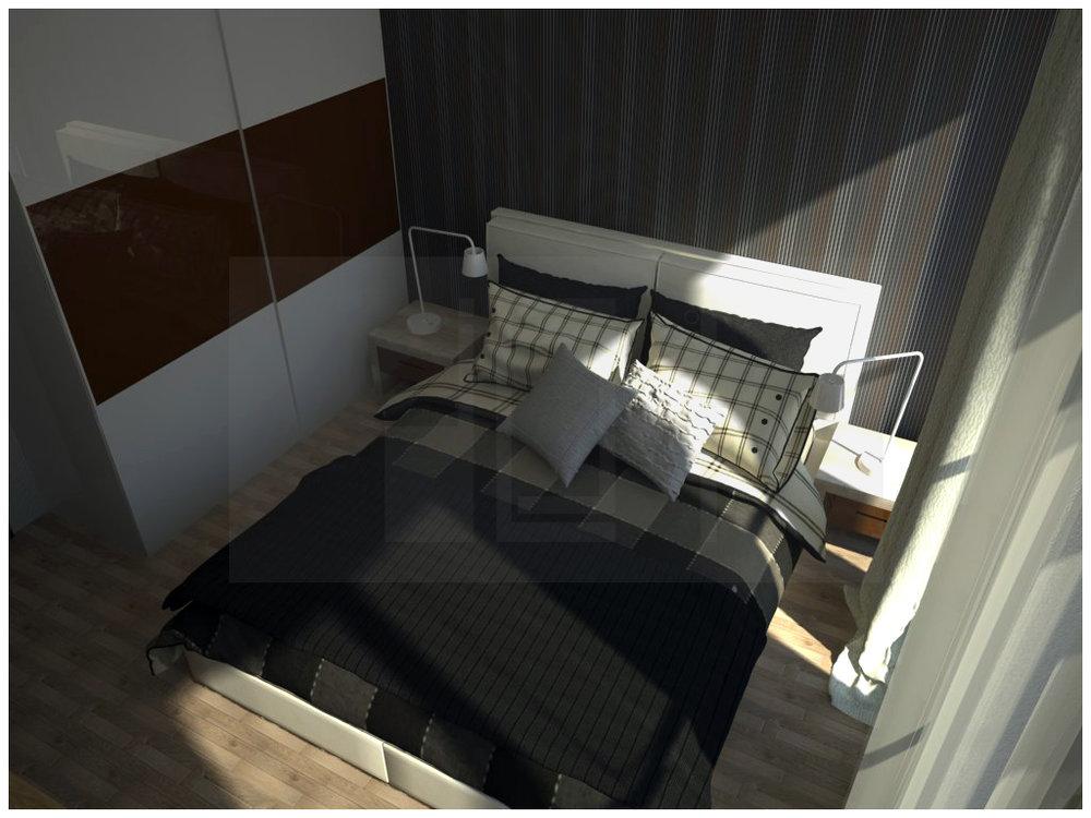 Спалня в тъмно