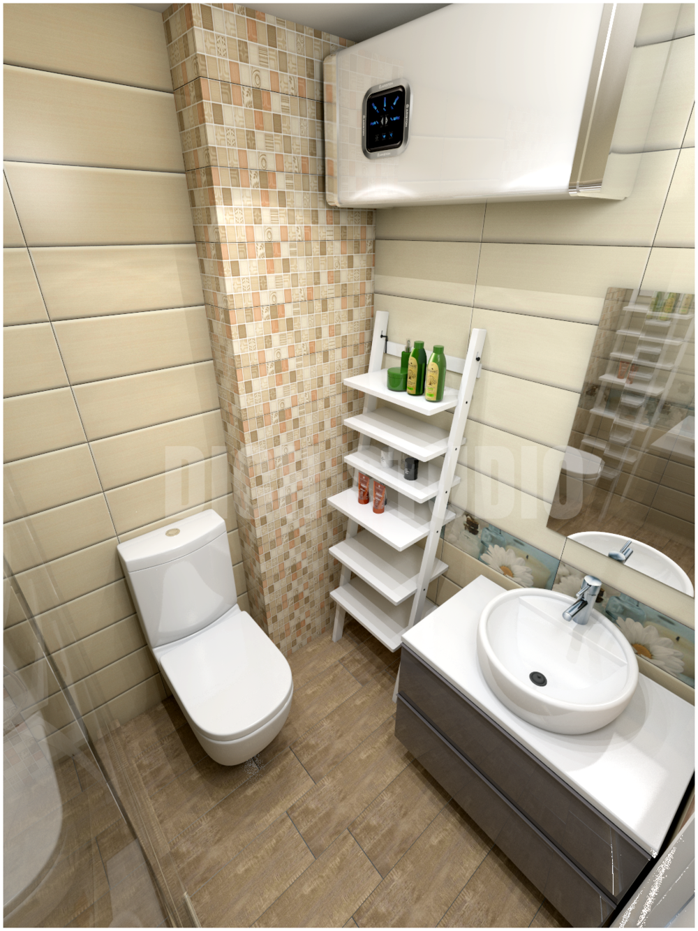 Bathroom design Varna