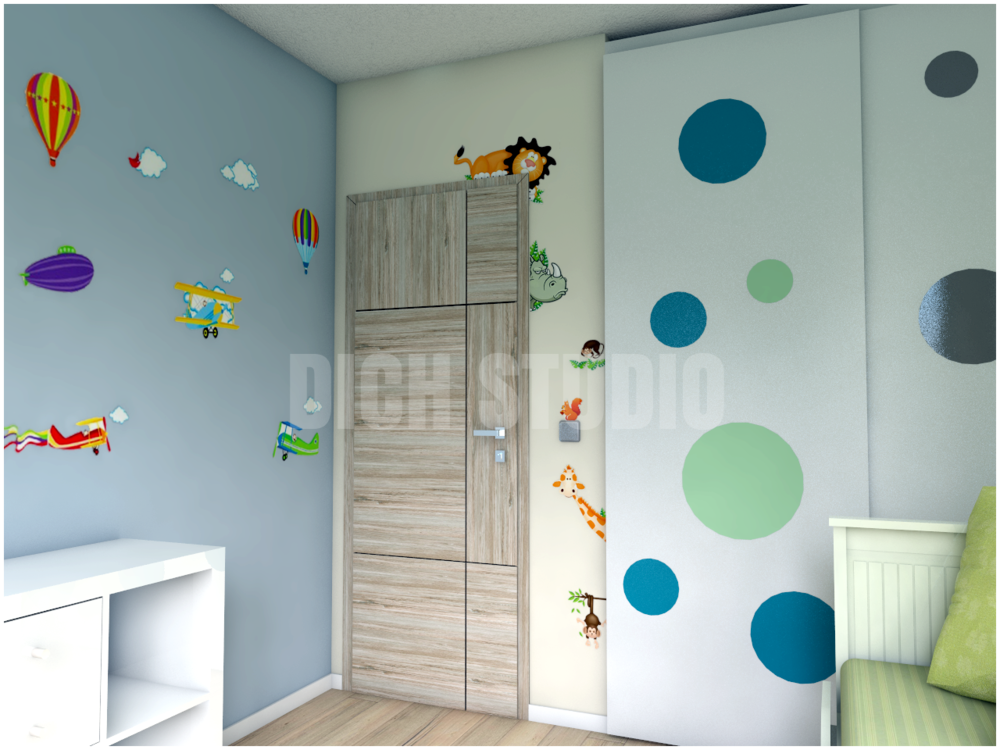 Children room Varna