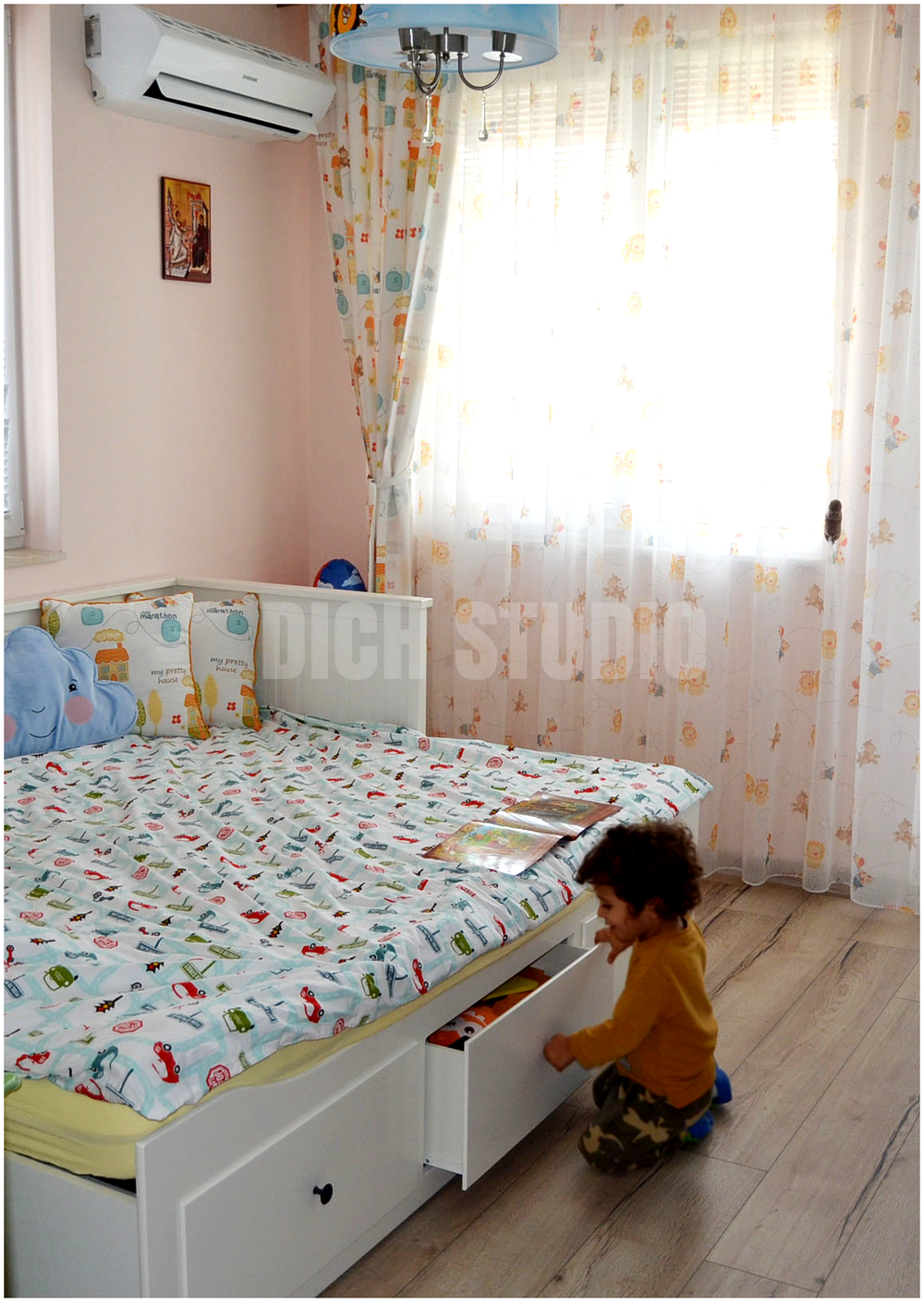 Детска стая - реализация