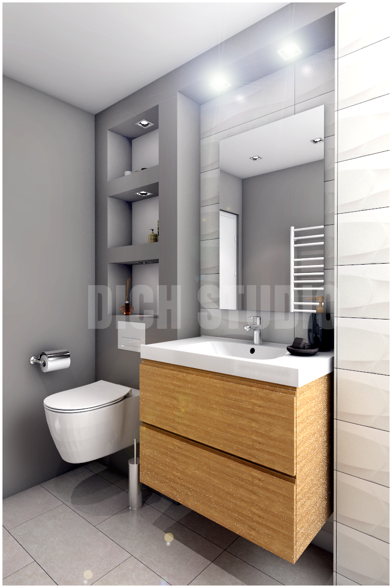 Bathroom project, Vratsa